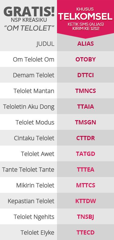 NSP-kreasiku-Om-Telolet-Telkomsel-free-bolehmobile
