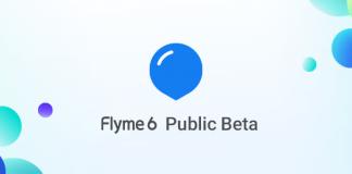 meizu flyme 6 public beta